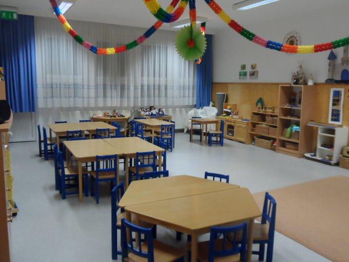 Kék csoportszoba